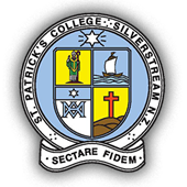 St Patricks - Silverstream crest