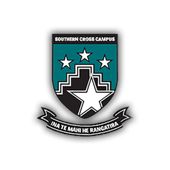 Southern Cross Campus crest