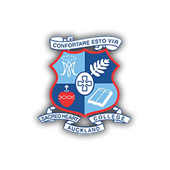 Sacred Heart College crest