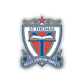 St Thomas of Canterbury College crest