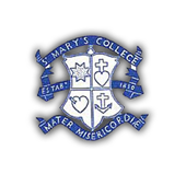 St Marys College crest