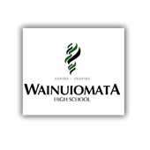 Wainuiomata High School crest