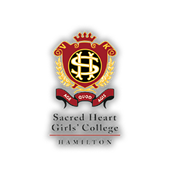 Sacred Heart Girls' College - Hamilton crest